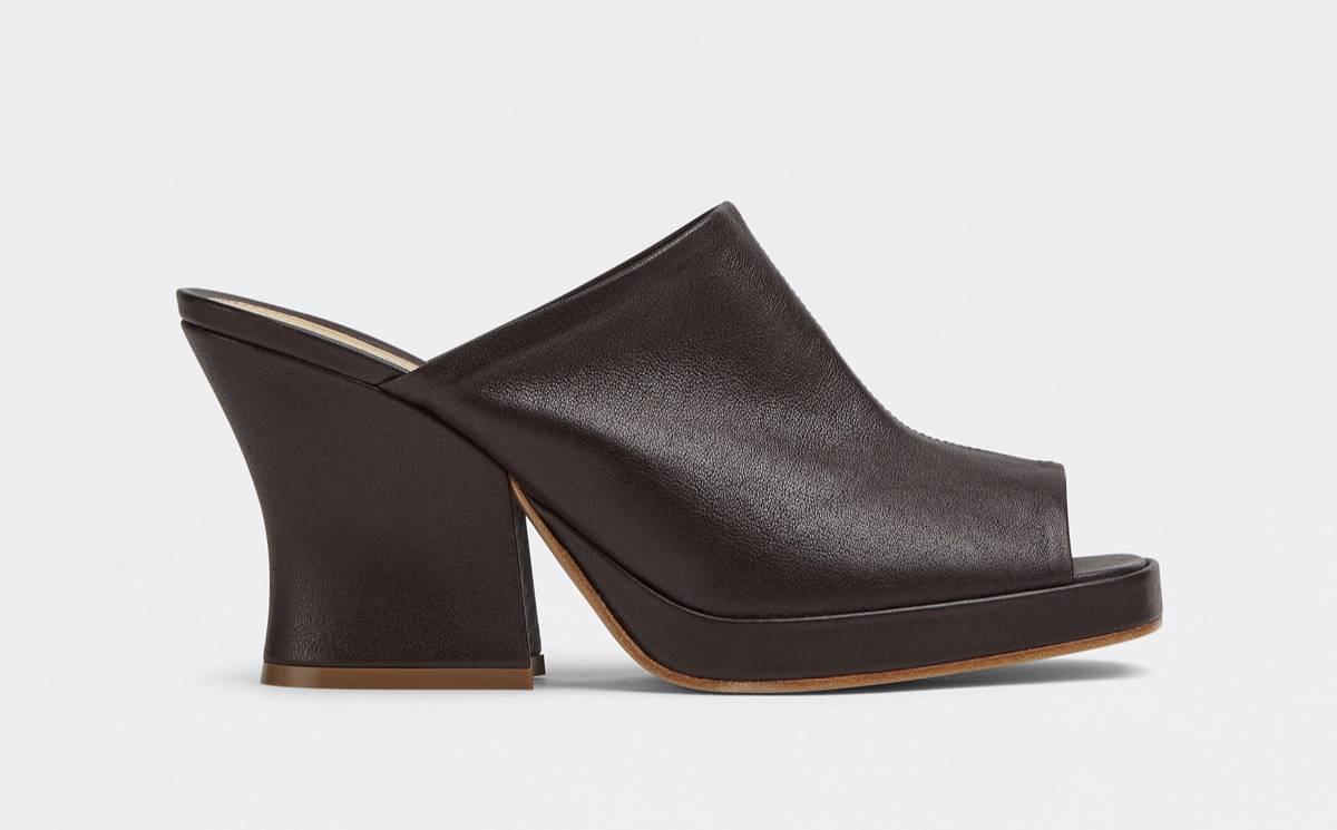 Tendencia de calzado para Primavera/Verano 2022: Mules con tacón