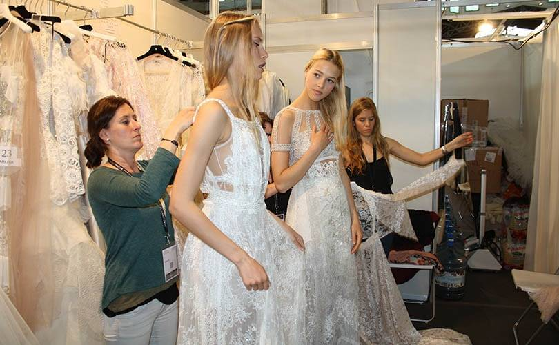 Imagen: Feria Barcelona Bridal Fashion Week