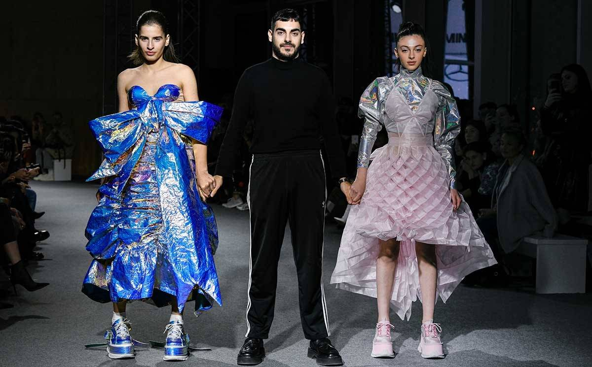 Mercedes-Benz Fashion Week Tbilisi a los pies de Dominnico