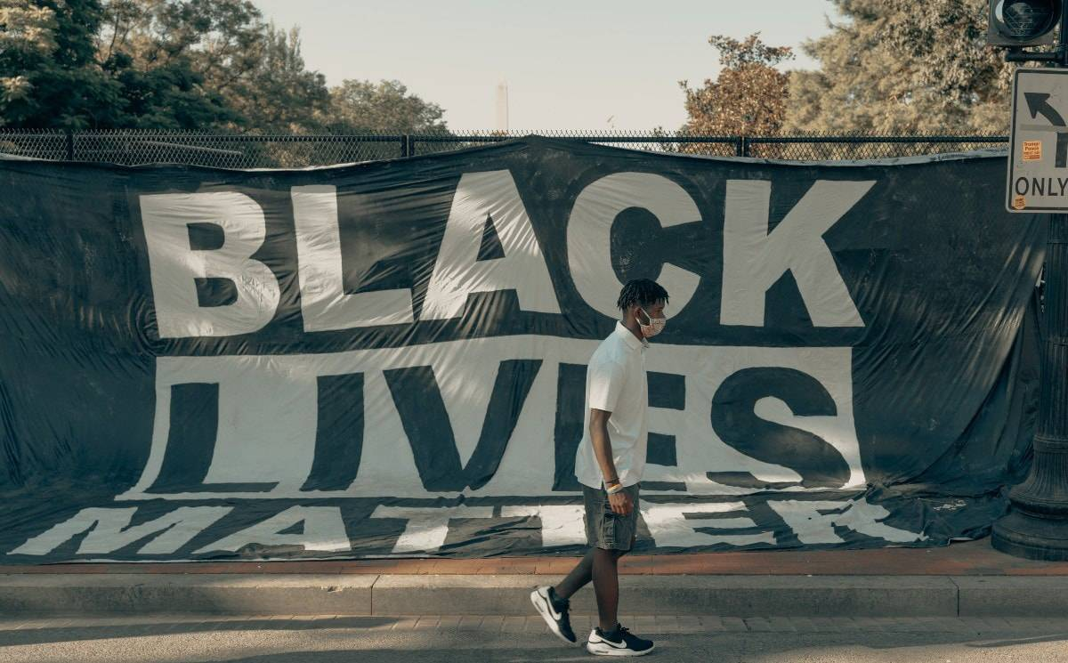 Black Lives Matter in Italian Fashion abre los desfiles de Milán