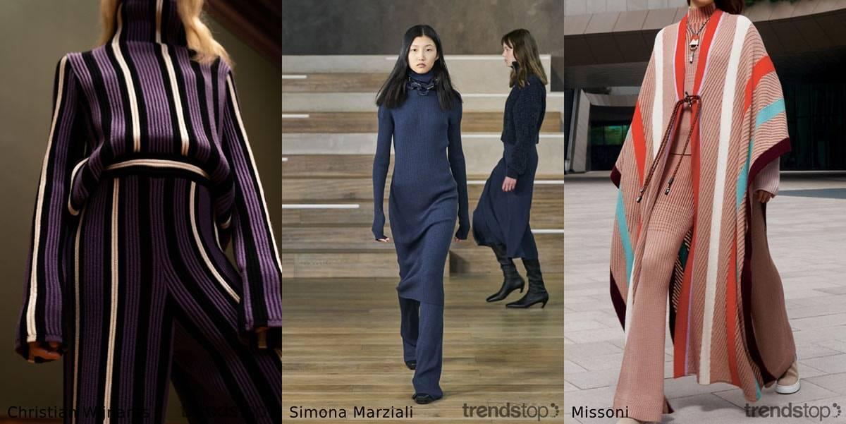 FW21: prendas y siluetas clave de las colecciones de mujer