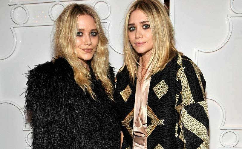 De celebridades a diseñadoras de moda II: Mary-Kate y Ashley Olsen