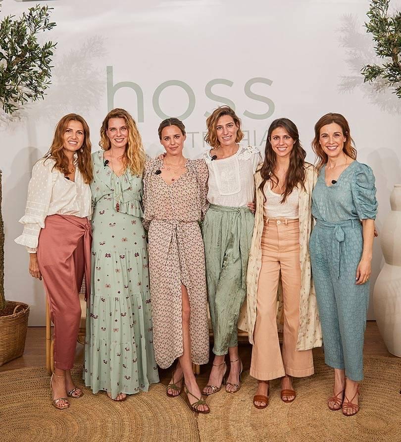 Hoss Intropia presenta su nueva colección con las hermanas Osborne como embajadoras