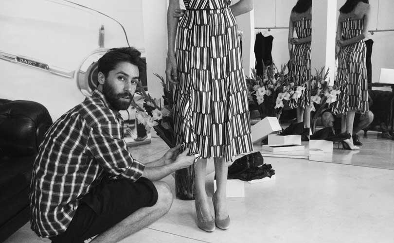 Retrato: Juan Vidal entre los talentos mas prometedores