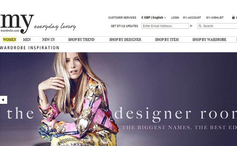 My-Wardrobe.com cierra y Net-a-Porter compra su dominio