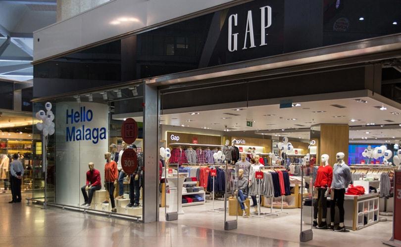 Gap abre en el aeropuerto de m laga su primera tienda en for Gap online espana