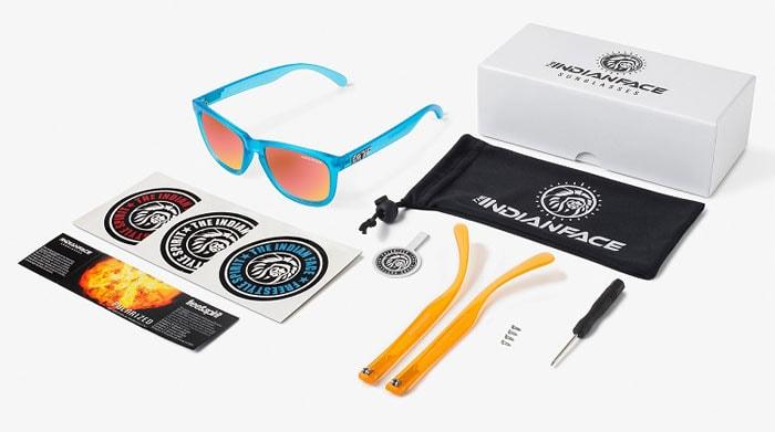 c572c1d16c59c The Indian Face lanza su primera colección de gafas de sol