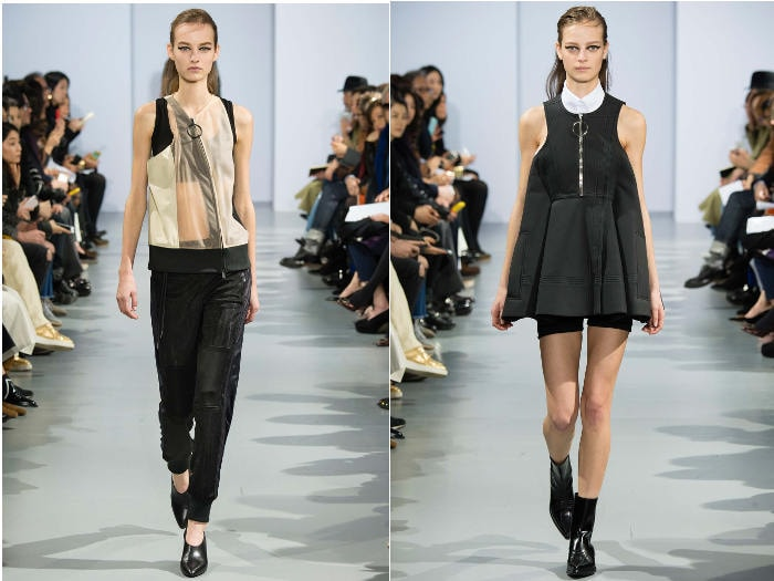 Julien Dossena brings life to Paco Rabanne