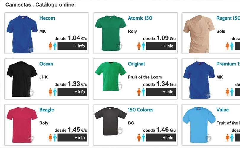 f66d074b74ef1 Camisetas.info aumenta su productividad un 50 por ciento este año
