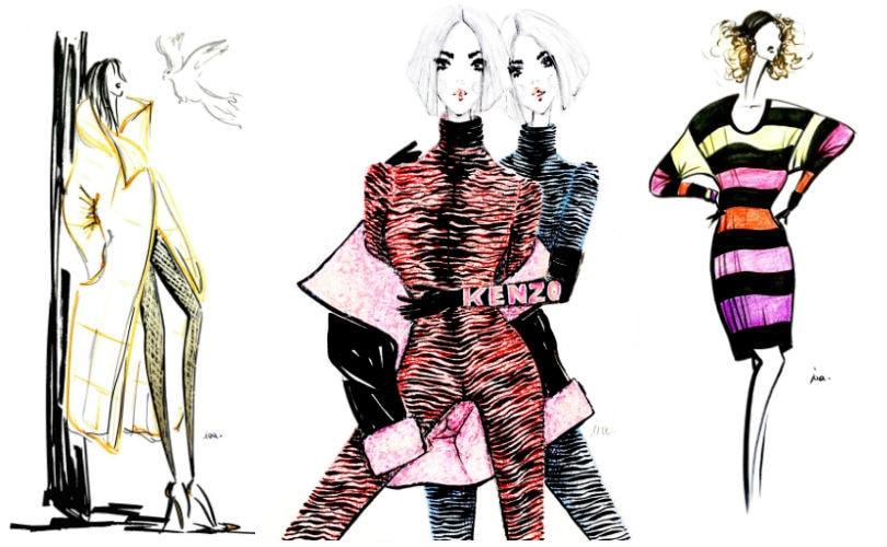 Un vistazo en imagenes: Las colaboraciones de H&M con el paso de los anos
