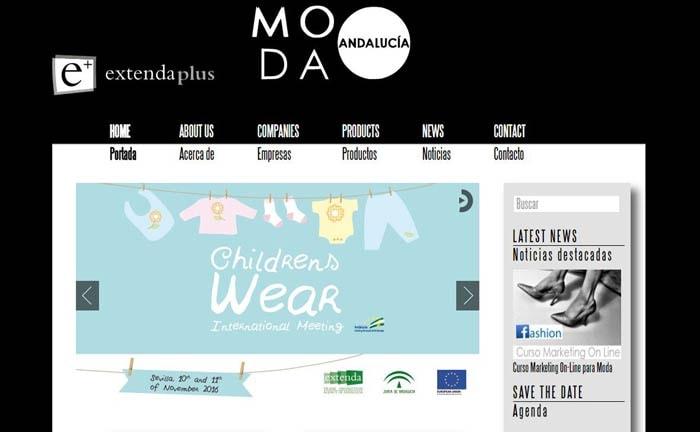 Ventas al exterior de moda andaluza crecen 11 por ciento