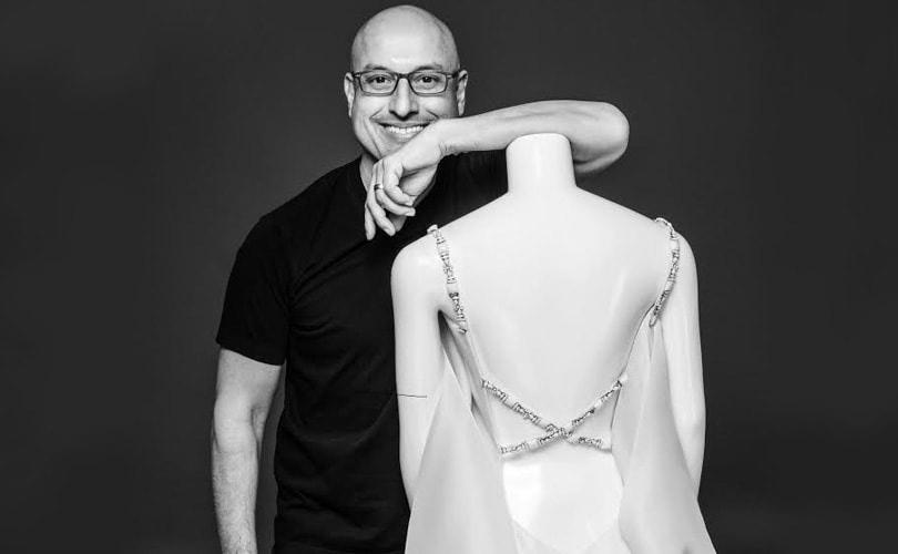 Ángel Sánchez desfilará en la Barcelona Bridal Fashion Week