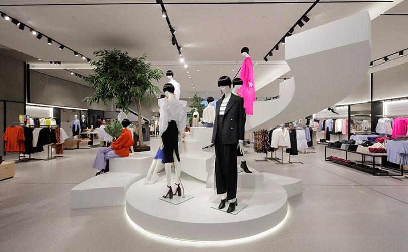 d333621e6 Mango abre su nueva tienda flagship en la calle Serrano (Madrid)