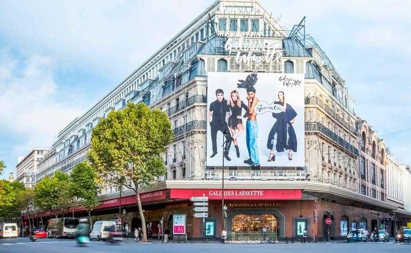 44272bd253 Los puntos fuertes de la fusión entre La Redoute y Galeries Lafayette