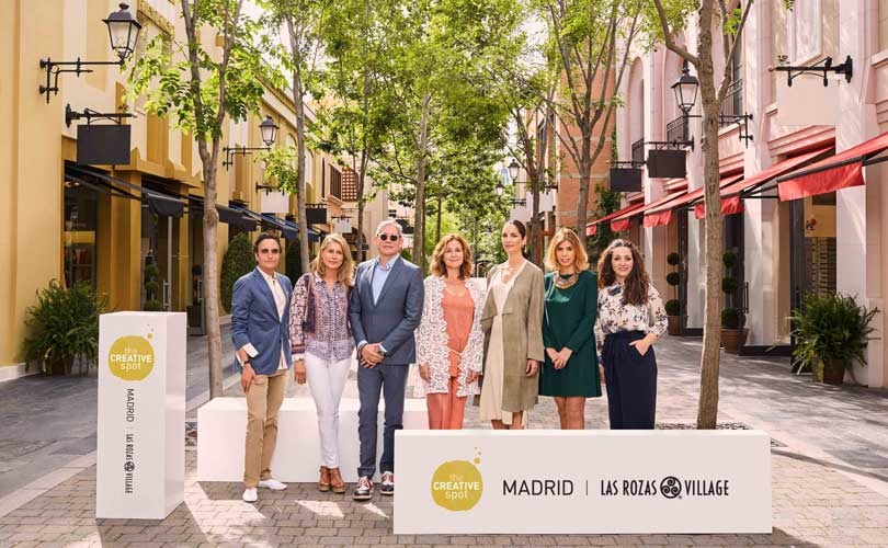 Las rozas village lanza the creative spot madrid - Electricistas las rozas ...
