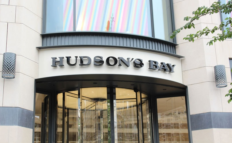 Hudson's Bay se privatiza: los accionistas recibirán 10.30 dólares canadienses por título