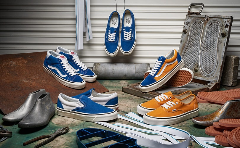 Vans Anaheim collection