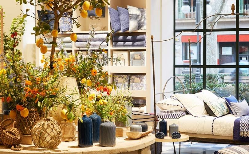 Isabel López Quesada firma la nueva tienda de Palma de Zara Home