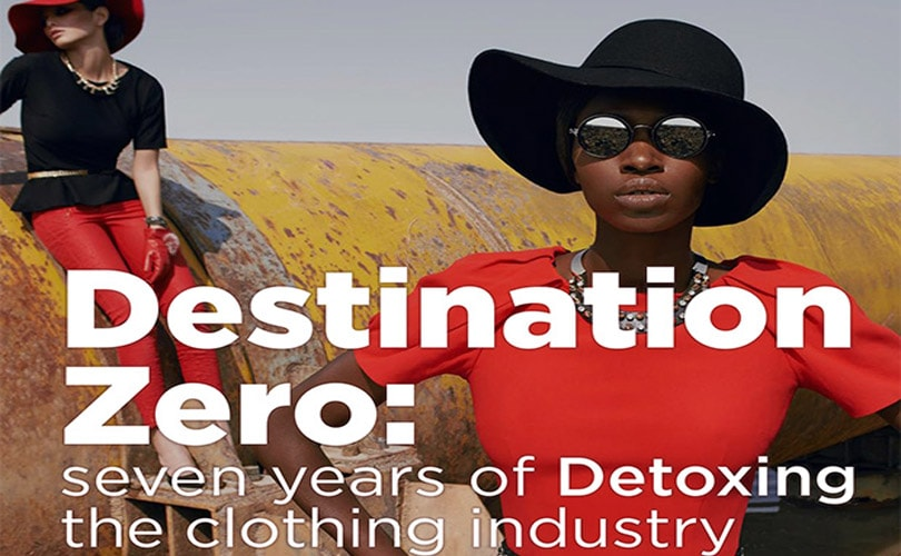 Detox the clothing industry: Greenpeace report shows major progress of fashion industry