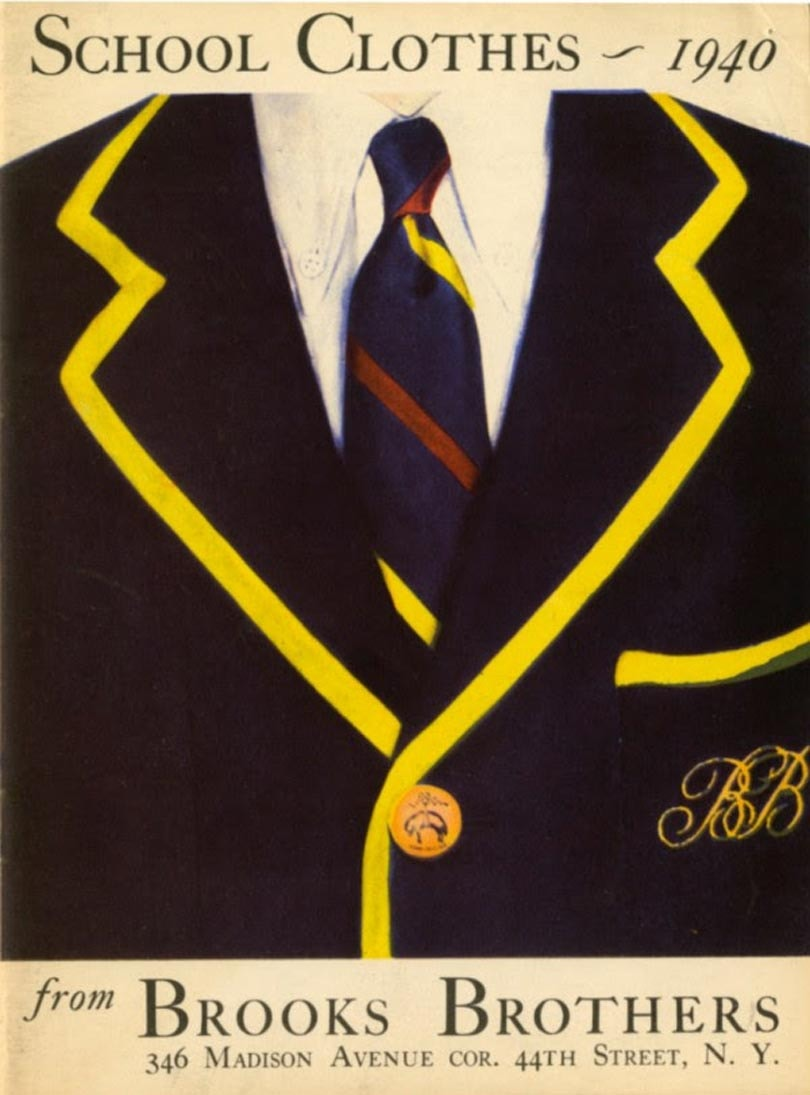 8a660ef7 Brooks Brothers estrena tienda pop-up en Barcelona