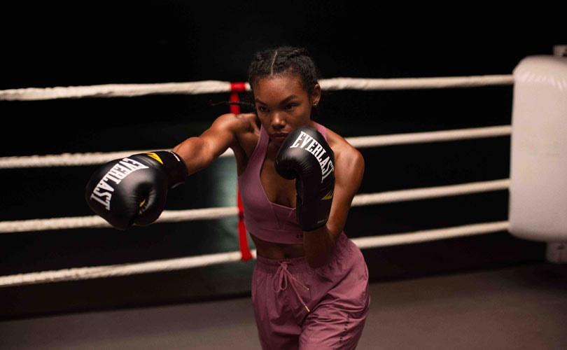 Oysho presenta su primera l nea de boxeo - Oysho deutschland ...