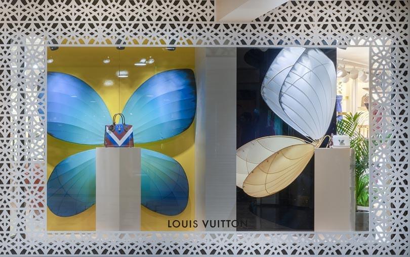 0fe0780f3 Louis Vuitton abrió un local pop up en Buenos Aires