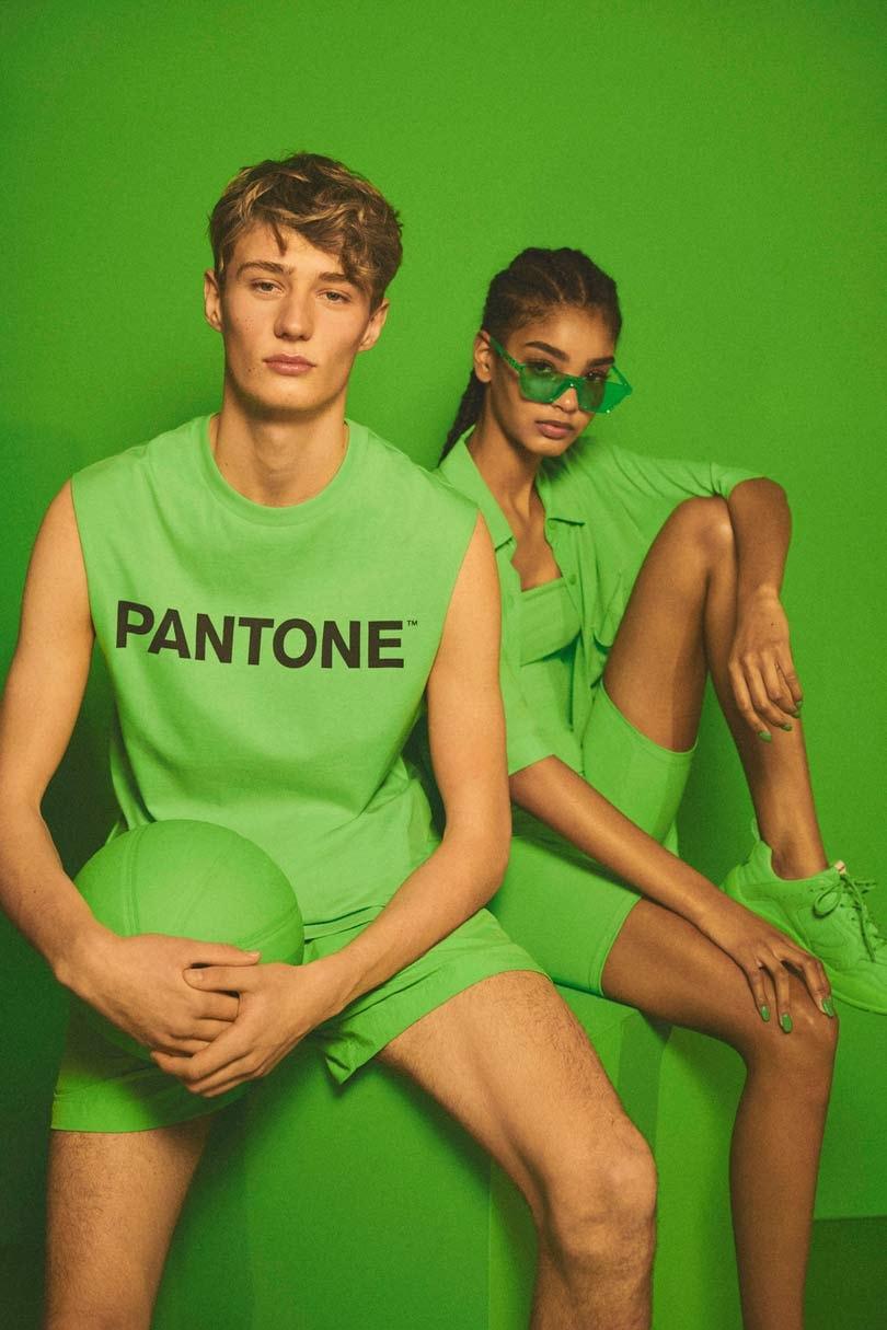 c05b964bf Bershka lanza su nueva colección Pantone