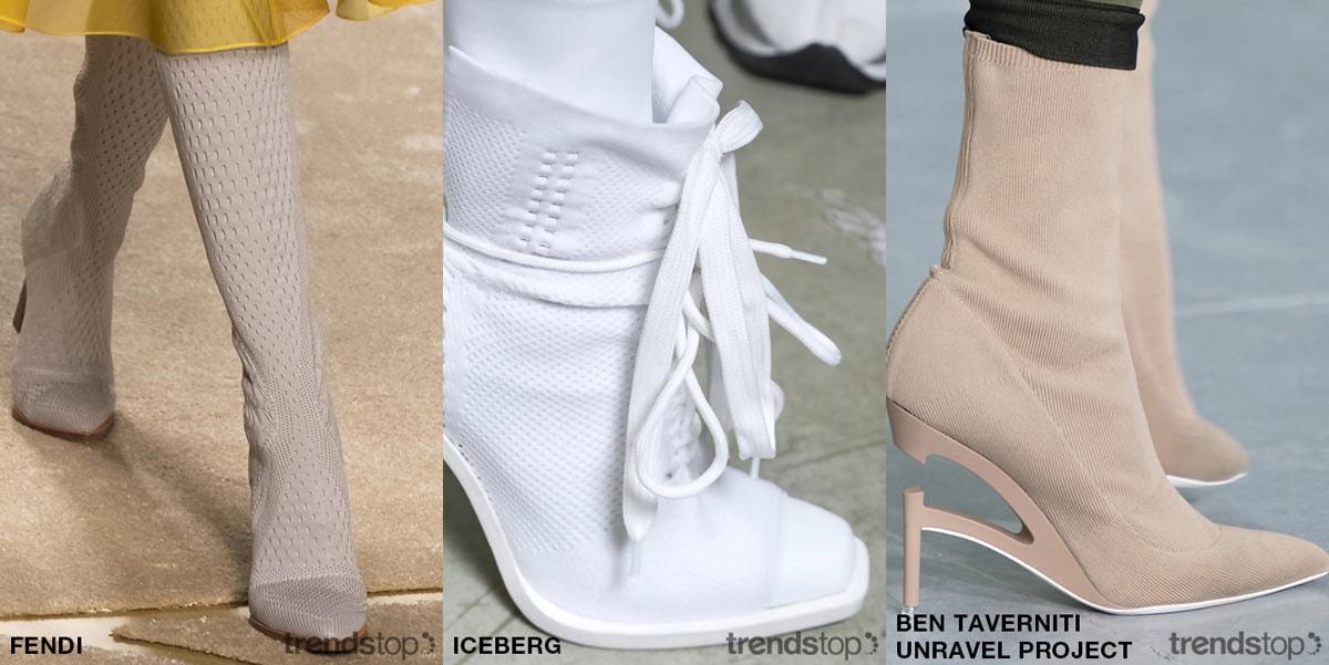 Tendencias clave de calzado femenino para Otoño Invierno 2019-20