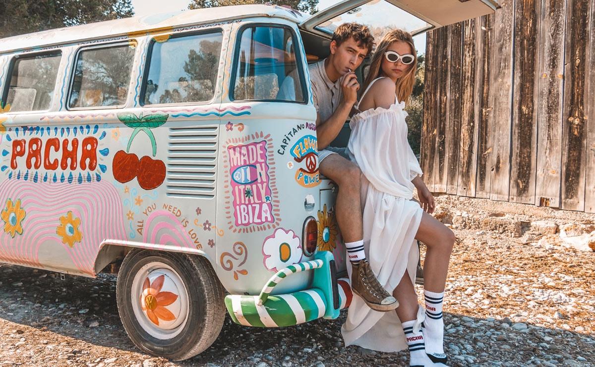"""Pacha y Jimmy Lion lanzan una colección cápsula veraniega y de espíritu """"hippie"""""""