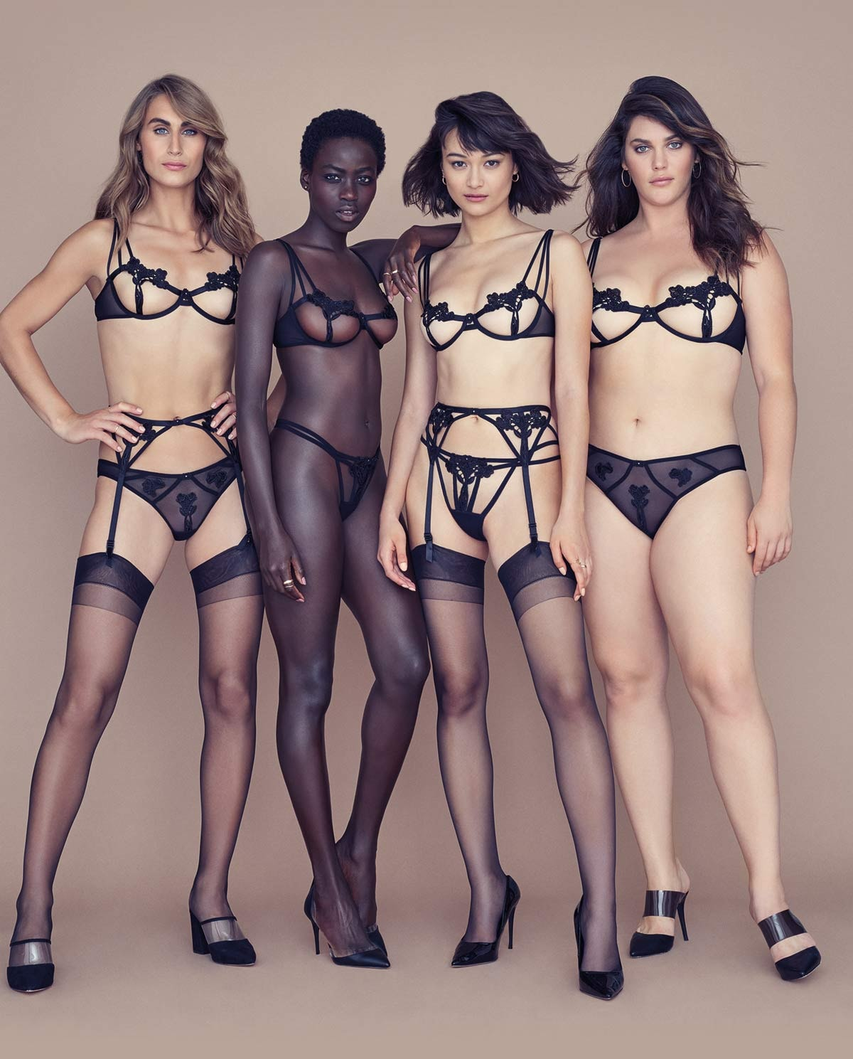 Victoria S Secret Contrata A Su Primera Modelo De Tallas Grandes