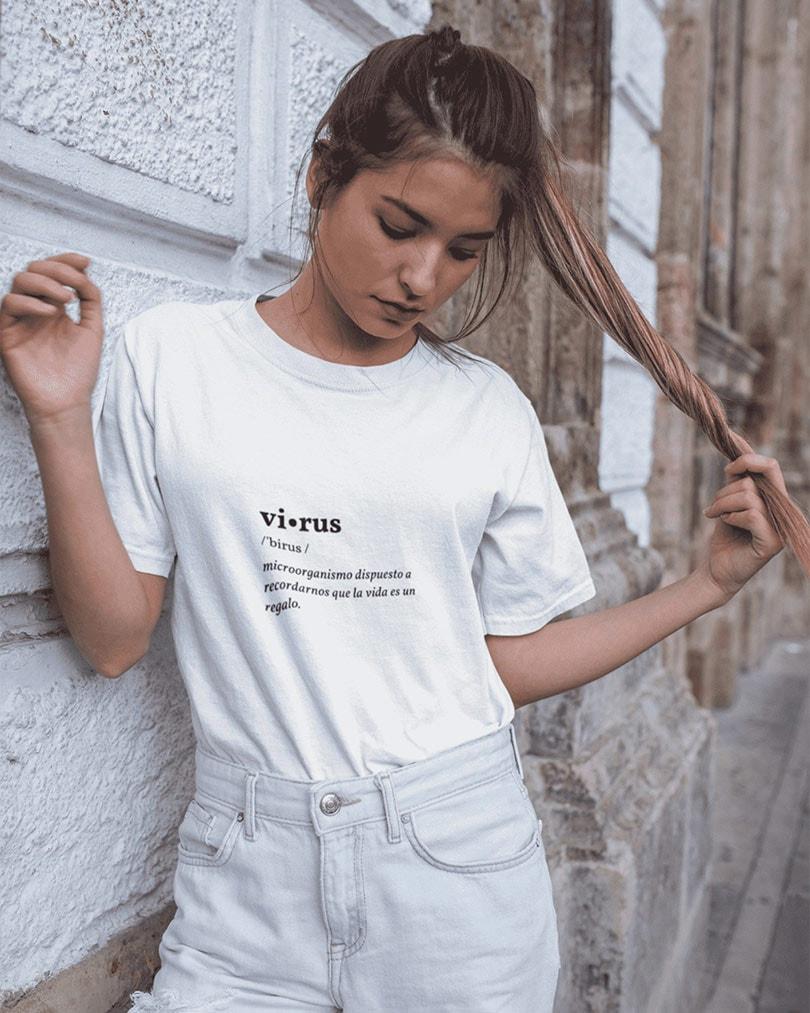 Pandemia de Valores: camisetas solidarias a beneficio de los afectados por COVID-19