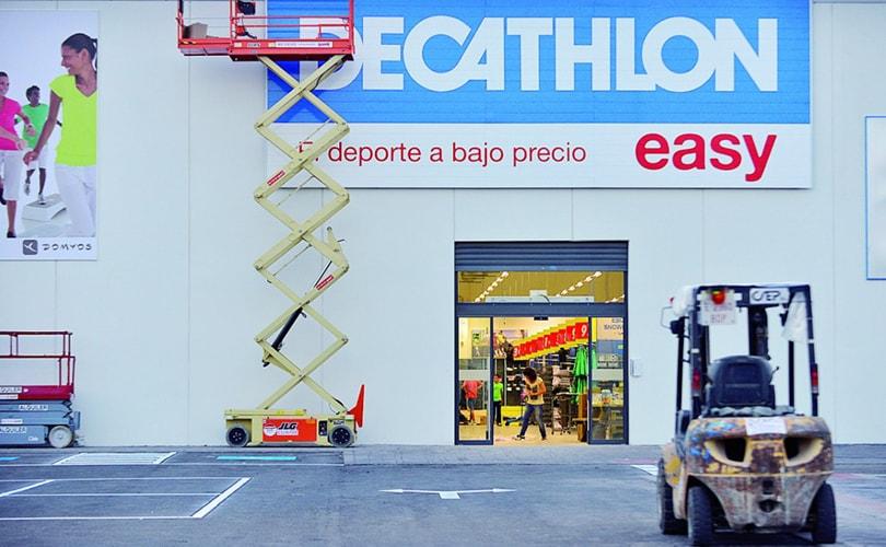 Decathlon alcanzar las 100 tiendas en espa a y ensaya for Trabajar en decathlon madrid