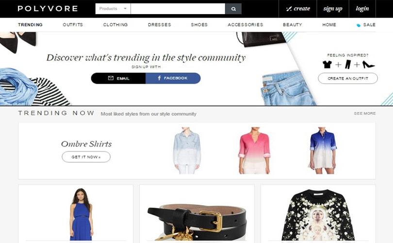 Yahoo entra en el mundo de la moda online con la compra de Polyvore