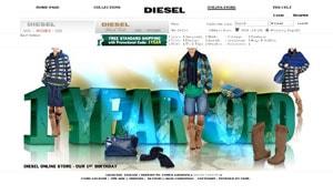 Un año de Diesel online