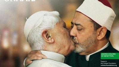 El Vaticano le gana el pulso a Benetton