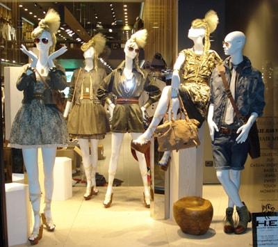 Exportaciones de moda española crecieron 11%