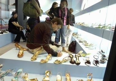 El calzado español a la caza de mercados externos