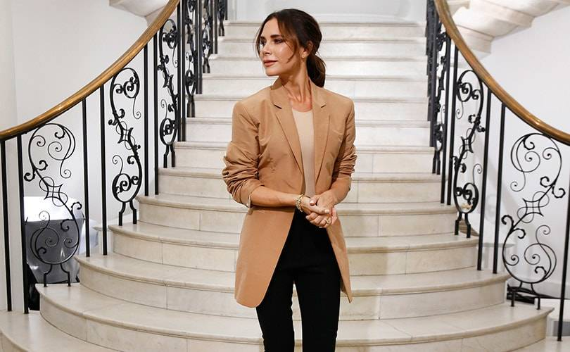 Victoria Beckham Beauty conquista China con Tmall