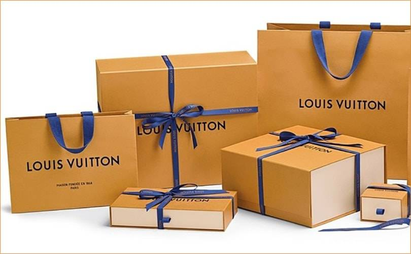 Louis Vuitton cambia su packaging