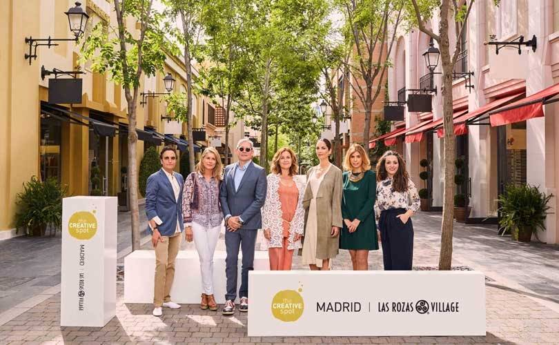 Las Rozas Village lanza The Creative Spot Madrid