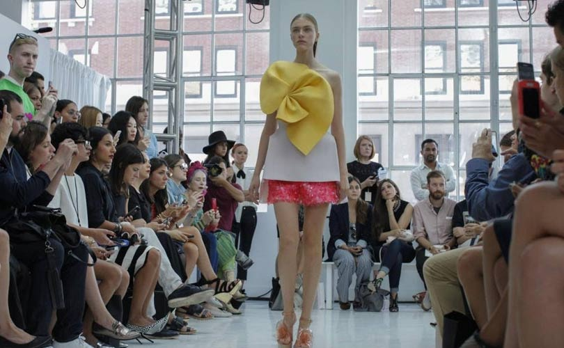Josep Font, Premio Nacional de Diseño de Moda 2014