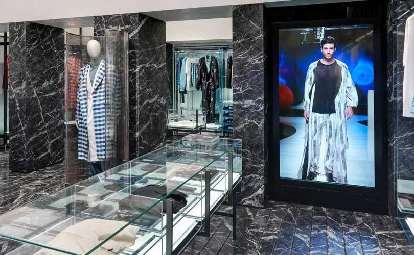 La Perla abre una tienda dedicada a lenceria masculina
