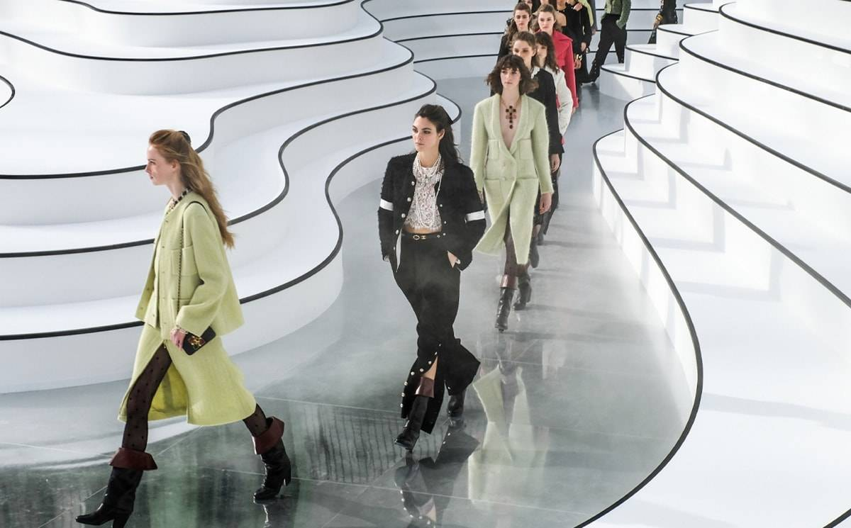 Vuelve París Fashion Week, más digital y repleta de medidas anticovid