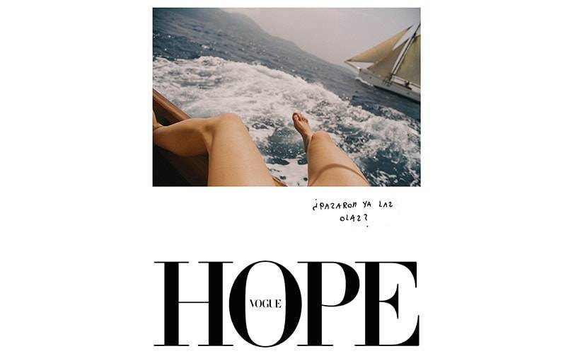 Condé Nast anuncia su primer número global: Vogue 'HOPE'